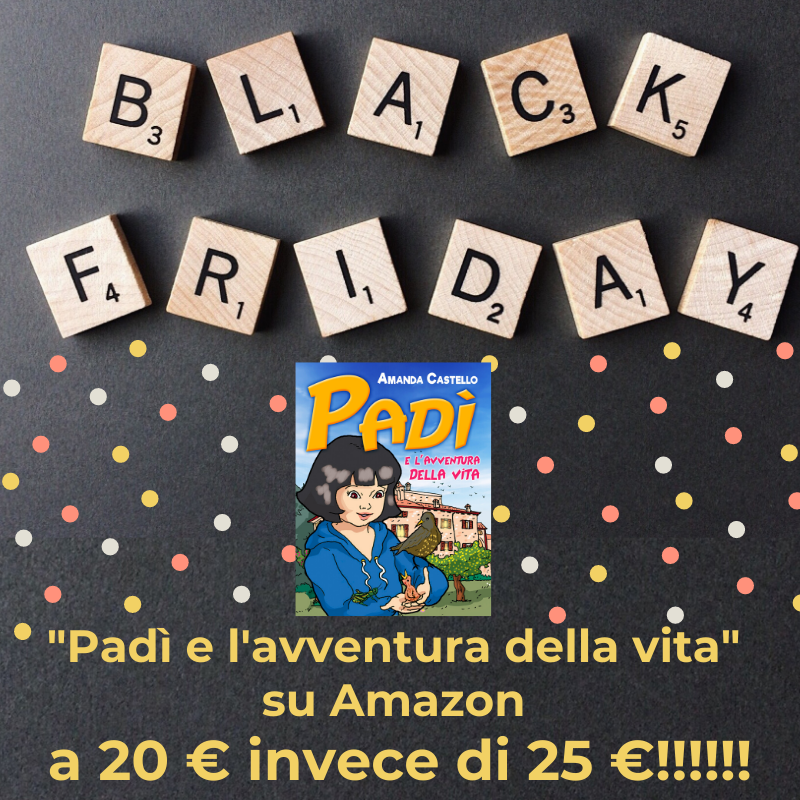 Copia di il Black Friday sta arrivando